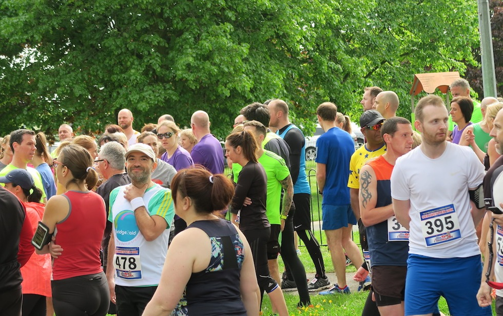Colchester 10k run